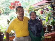 my abah and umi..