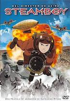 تحميل ومشاهدة فيلم الانمي  Steamboy
