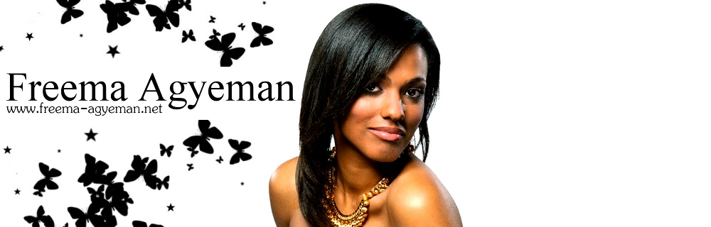 Freema Agyeman News