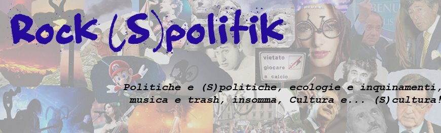 Rock(S)politik