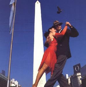 **ARGENTINA** MI PATRIA. MI CASA Tango