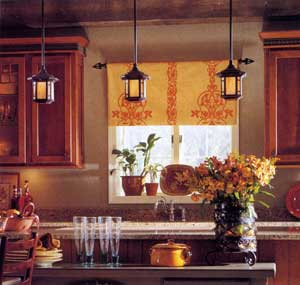 Home Design Moroccan Kitchen Design