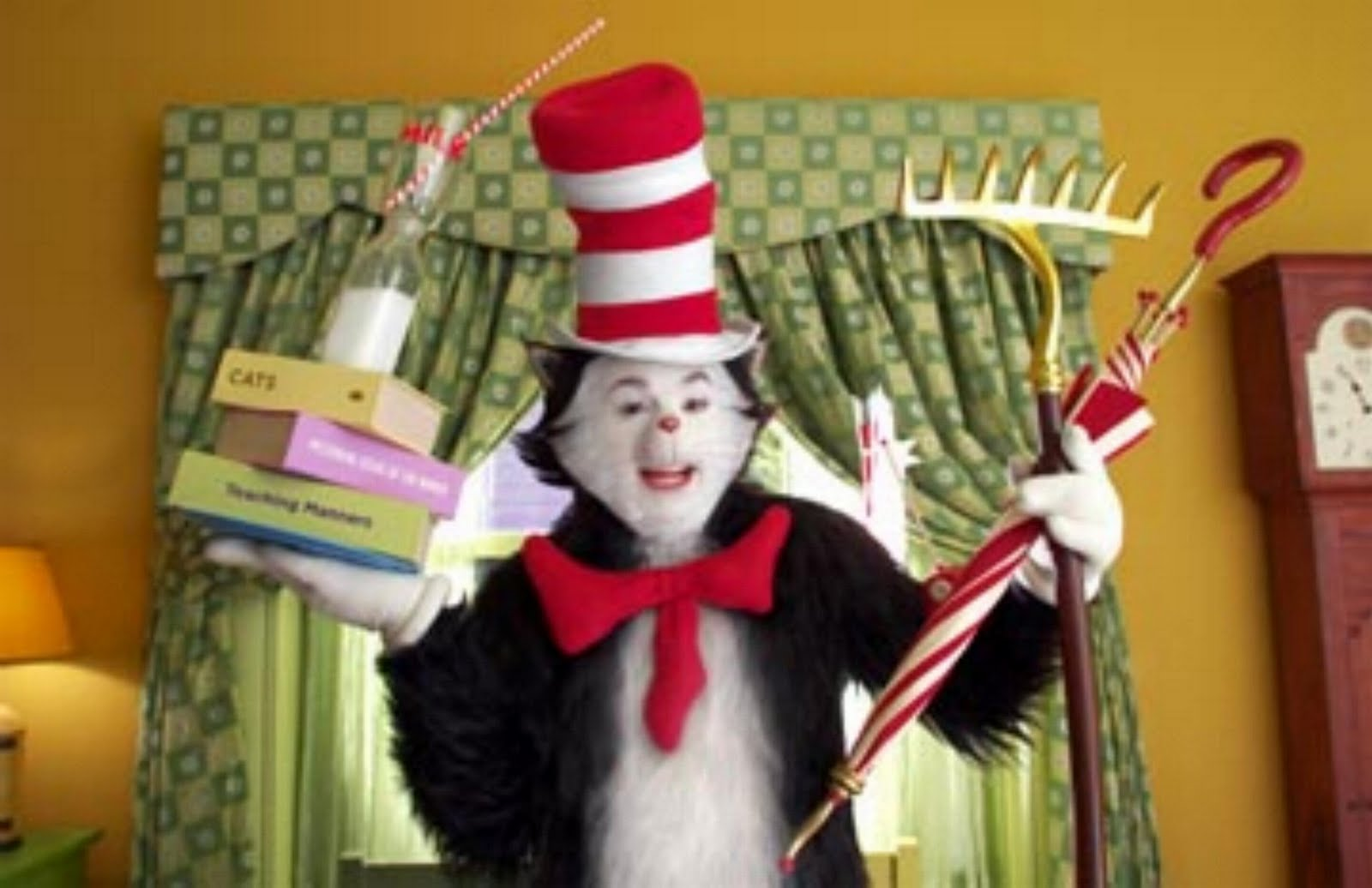 Image result for Cat In The Hat movie blogspot.com