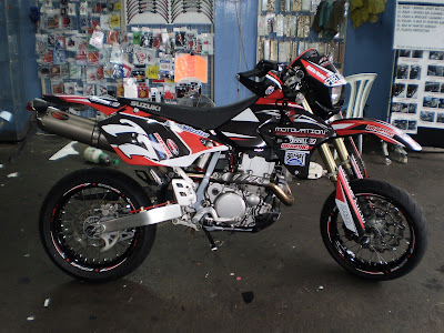 DRZ400SM 2007 for sale