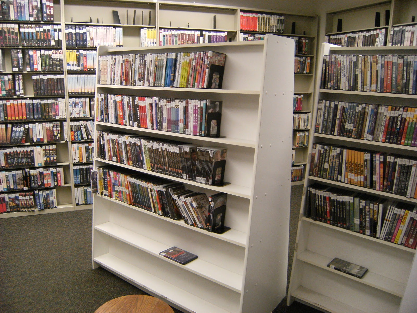 Library Space Traveler: Brownell Library in Essex Junction ...