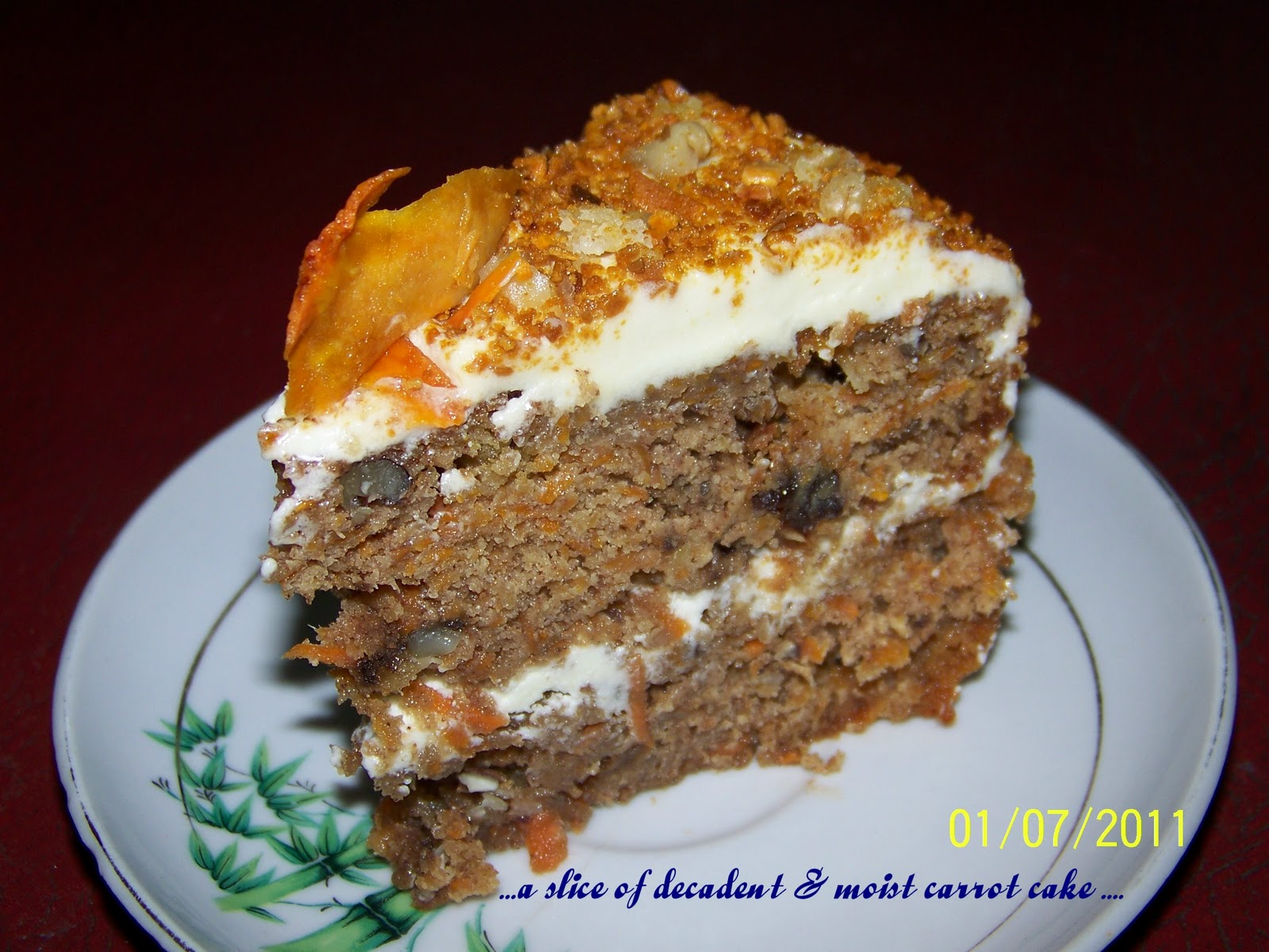 Ultimate Carrot Cake Duncan Hines