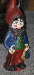 Gnome Body Gnows the Trouble I've Seen