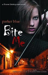 Bite Me by Parker Blue Got Its Teeth Into Me