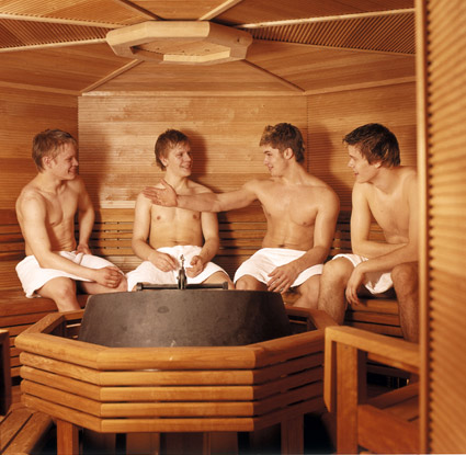 El blog der bitxin: Érase una guía de supervivencia: la sauna