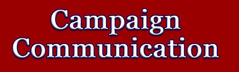 Campaign Communication