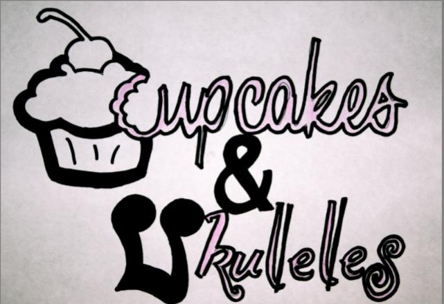 Cupcakes and Ukuleles