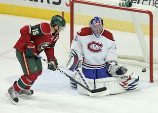 Price & Habs shut down Wild Power Play