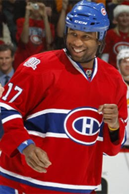 laraque fight getty Dreger: Laraque Supports Changes to Fighting