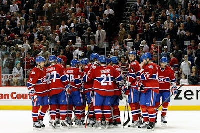 2009 Canadiens Playoffs: A Quick Look
