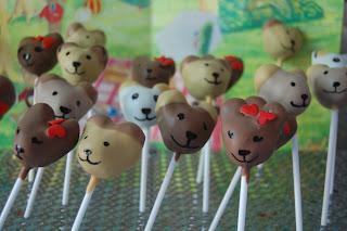 Teddy Bear Picnic by Pop Bakery
