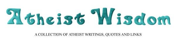 Atheist Wisdom