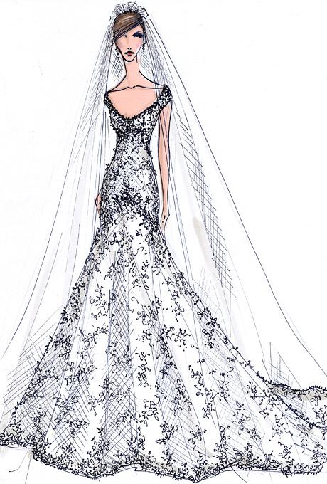Inspire Blog Casamentos Vestidos De Noiva Para Kate