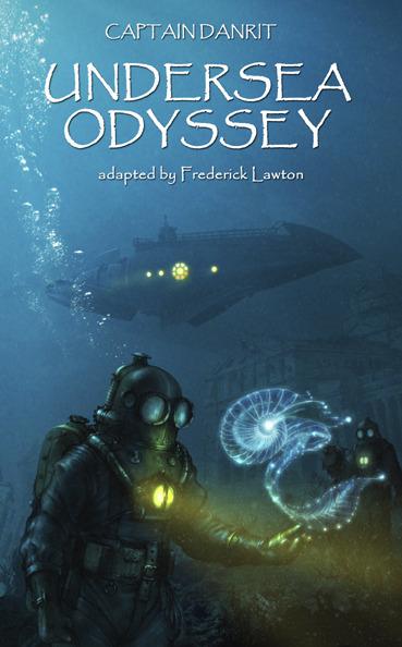 фантастика о подводных лодках