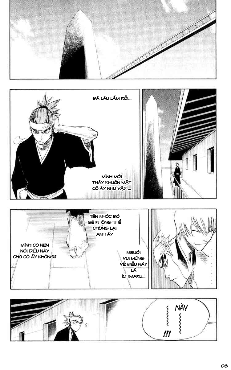Bleach trang 8