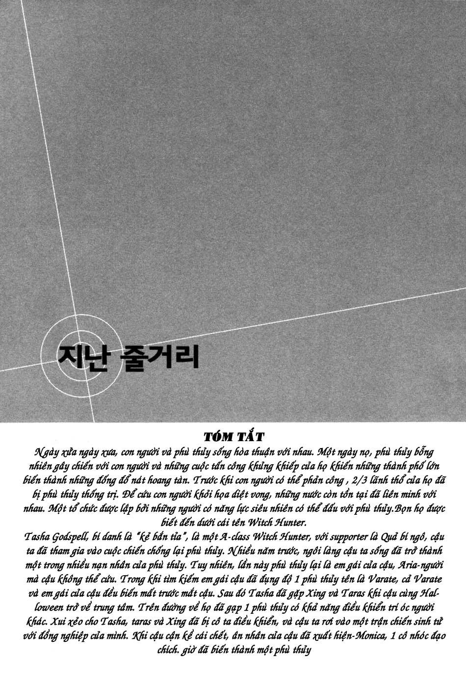 Witch Hunter – Thợ Săn Phù Thủy chap 9 page 4 - IZTruyenTranh.com