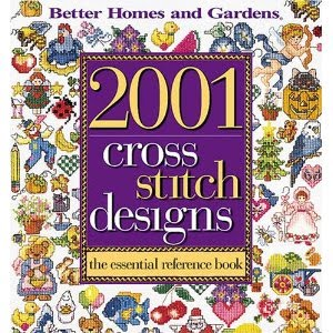 Sweet sewing patterns better homes and gardens cross stitch Bhg g