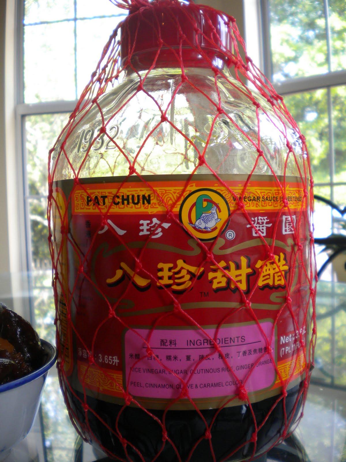 pat chun sweet vinegar