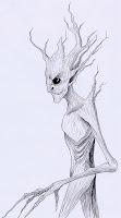 Galería de Criaturas Mágicas Bowtruckle