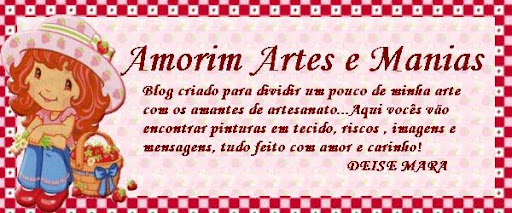 Amorim artes e manias