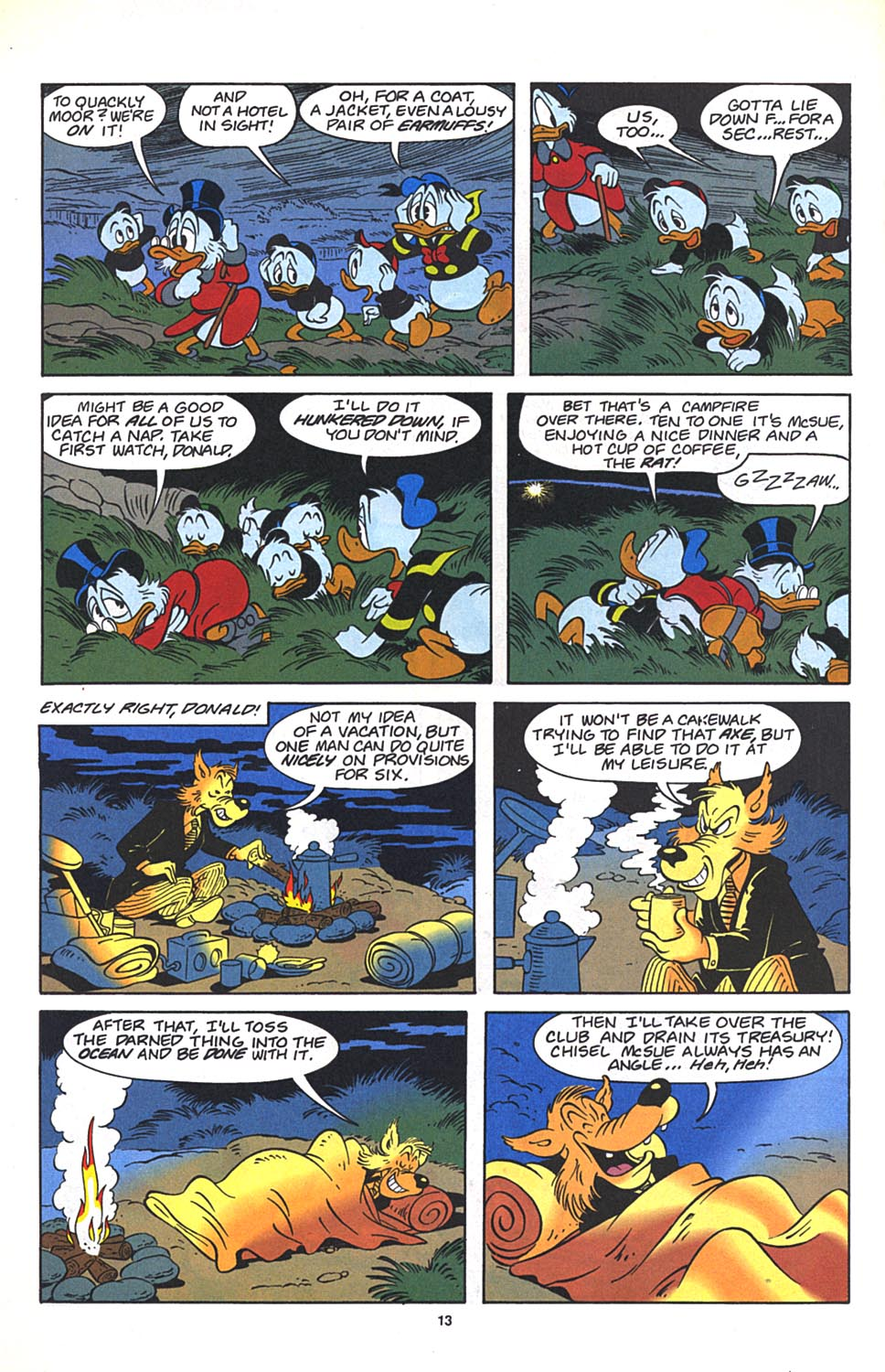 Uncle Scrooge (1953) Issue #272 #272 - English 14