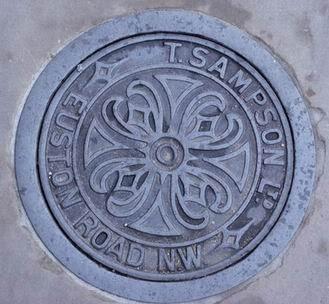 london-manhole-cover