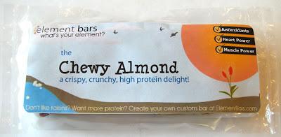 element bars custom energy bars