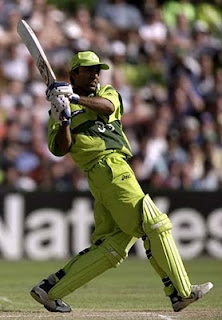 Saeed Anwar's 194 for a loss