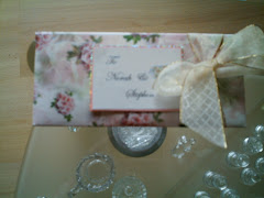 Wedding Envelope.