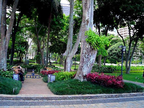 jardin comunal nº 980