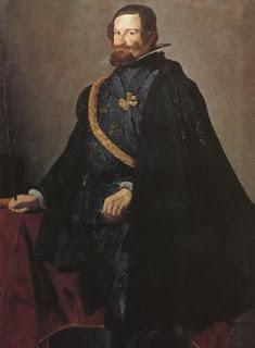 Conde Duque de Olivares - Vel?zquez