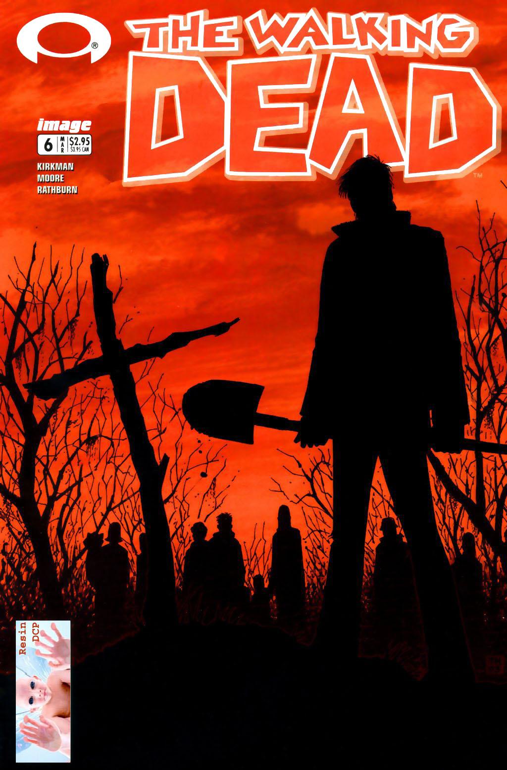 The walking dead comic book series volume 1 days gone bye
