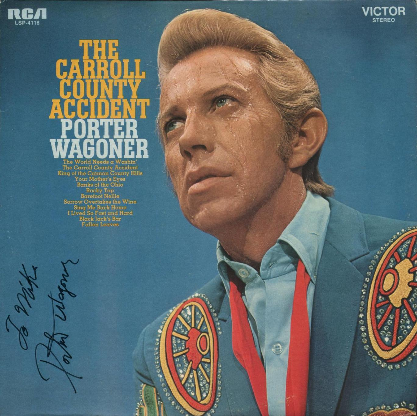 Porter Wagoner - A Good Time Was Had By All