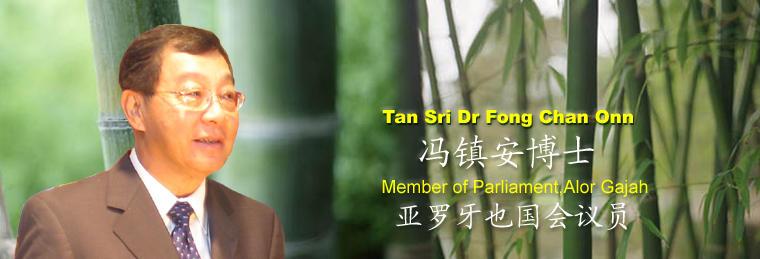 TAN SRI DR FONG CHAN ONN