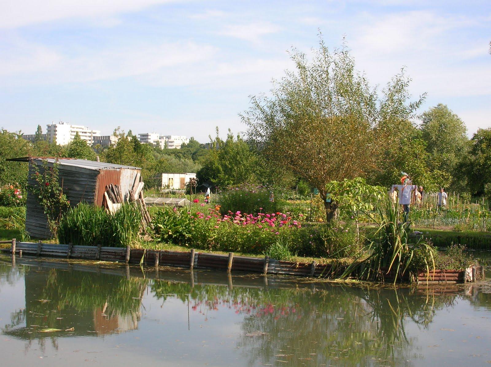 D fendre et pr server les marais de bourges le blog de for Entretien jardin bourges