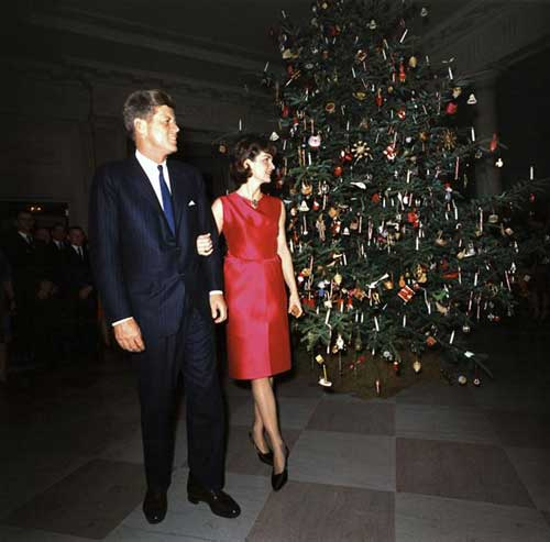 Jackie Kennedy White House