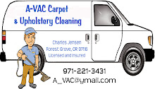 A-Vac Carpet & Upholstery Cleaning