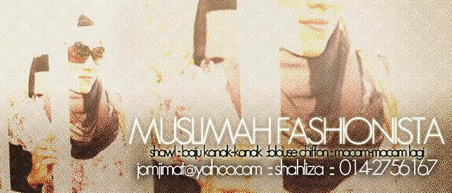 :: Muslimah : Pretty : Fashionista ::