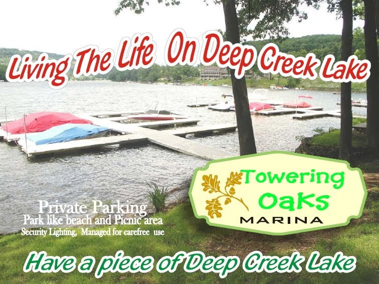 boat slips for sale at deep creek lake md jon bell deep creek real estate blog