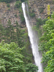 The Horsetail Falls