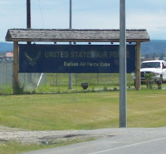Eielson AFB, near Fairbanks, Alaska