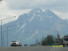 Our trip through Wasilla on Sunday