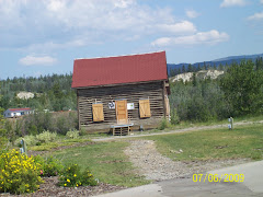 Another log house in Whitehorse
