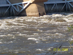 Dam at Conway on the Ark. River