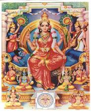 Sri Bala Thripura Sundhari Devi