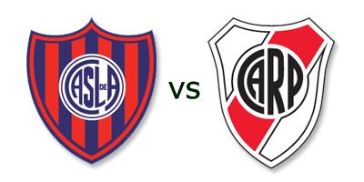 Ver Partido San Lorenzo vs River Plate en Vivo